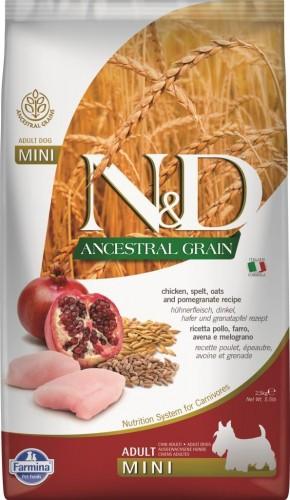 N&D Ancestral Dog Chicken & Pomegranate Adult Mini
